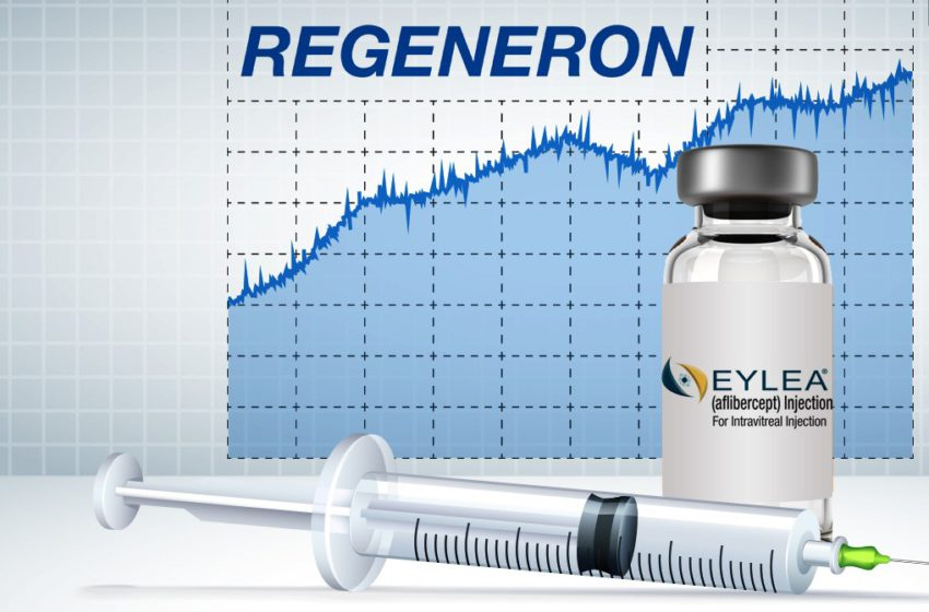 Regeneron Announces FDA Review Acceptance of EYLEA's sBLA for the treatment of Diabetic Retinopathy