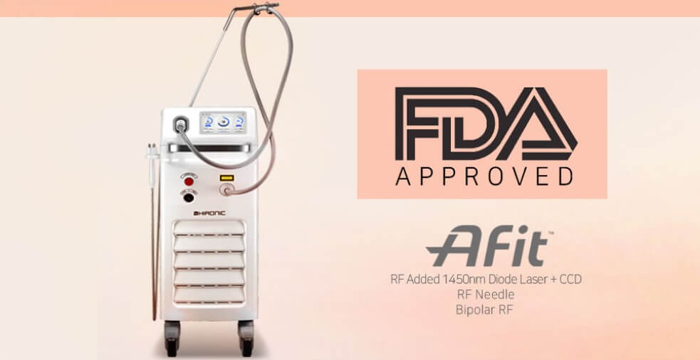 Hironic Receives US FDA Approval for AFit Laser Acne Device to Treat Acne