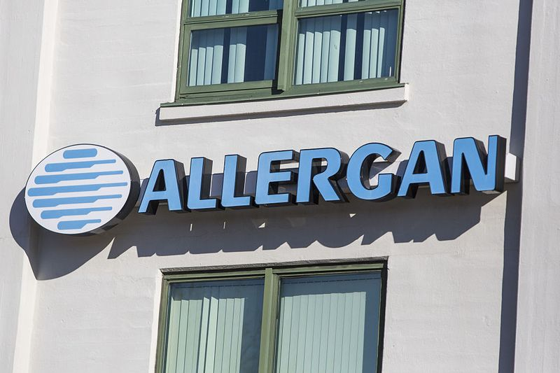 Allergan Announces Completion of UBR-MD-04 & 3110-105-002 Study for Treatment of Migrane