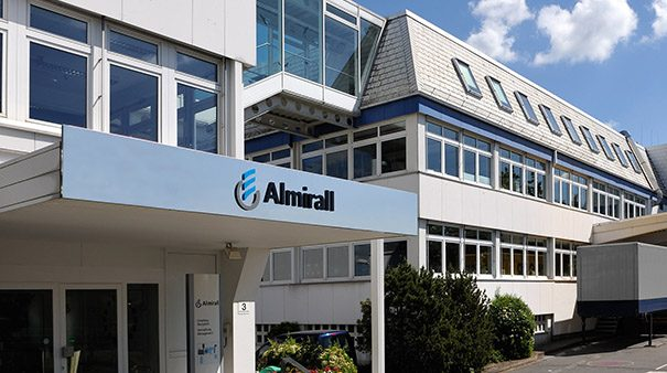 Almirall Signs an Option to License Agreement with Dermira to Develop and Commercialize Lebrikizumab in EU for Atopic Dermatitis