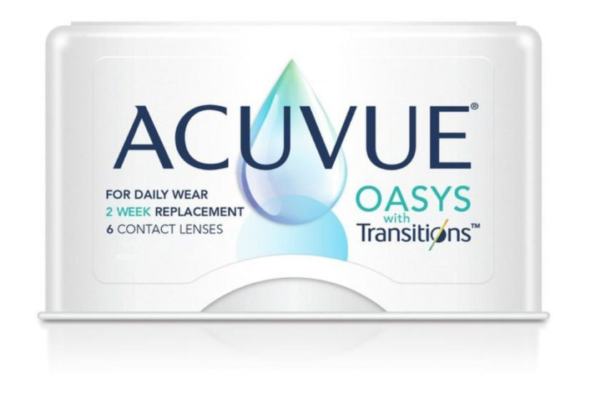 Johnson & Johnson (J&J) Vision Launches Acuvue Oasys with Transitions Light Intelligent Technology in the US