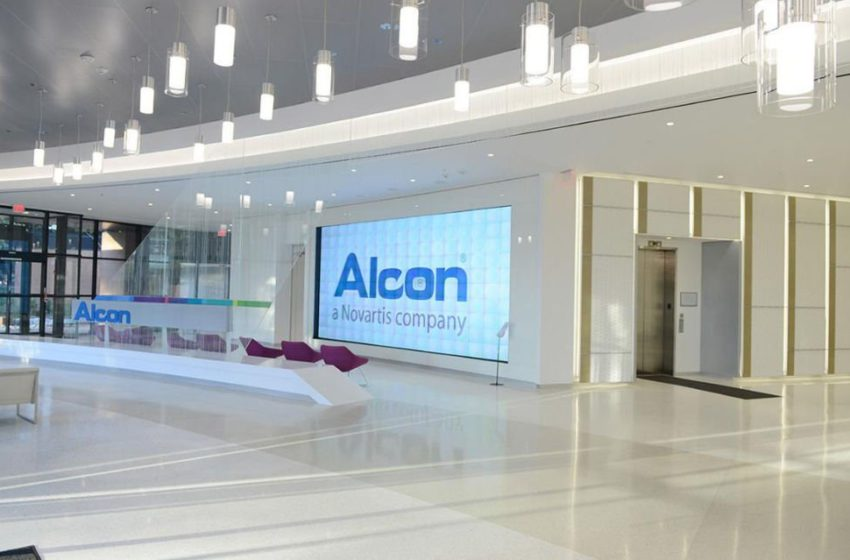 Novartis Announces Spin-Off of Alcon Eye Care Business on April 9, 2019