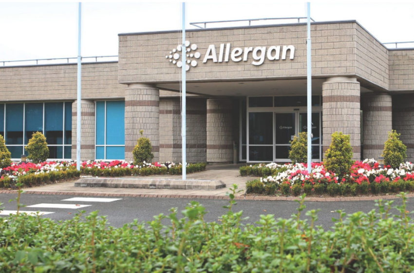 Allergan Reports Results of Rapastinel in Four P-III RAP-MD Studies for Major Depressive Disorders (MDD)