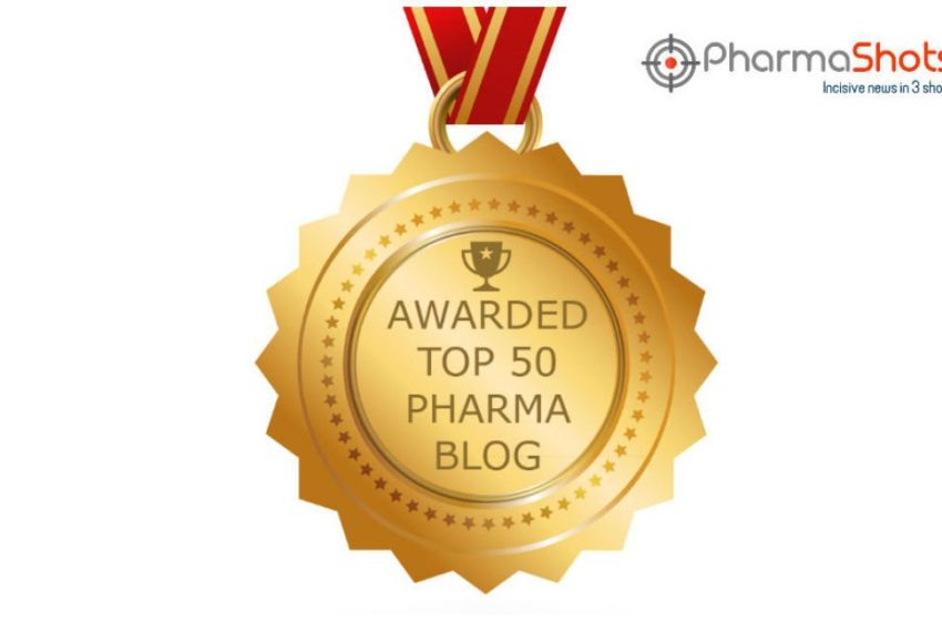 PharmaShots Awarded as Feedspot's Top 50 Pharma Blog