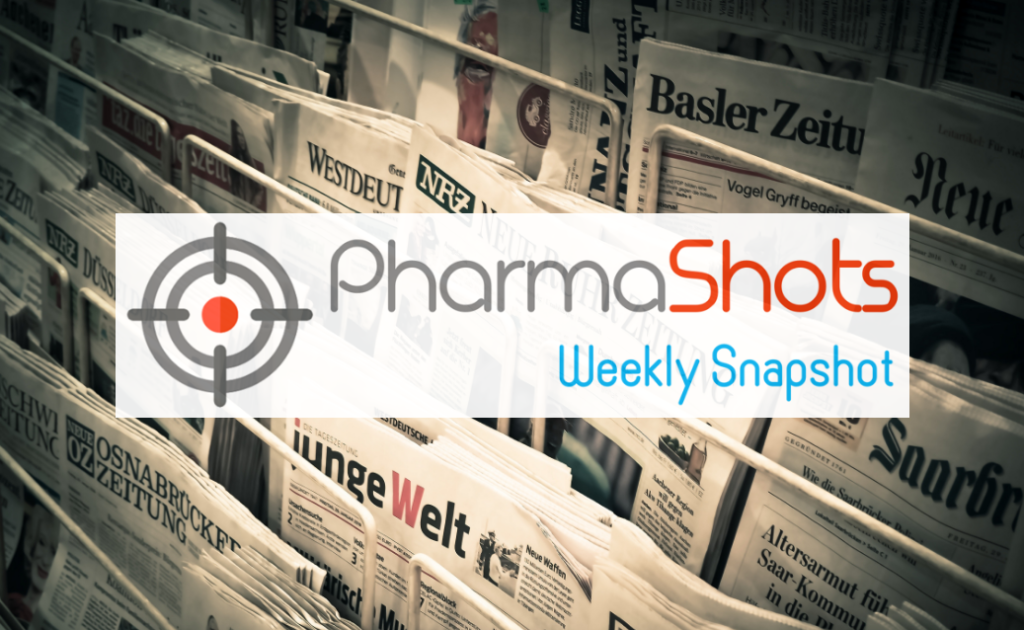 PharmaShots Weekly Snapshot (May 06-10, 2019)