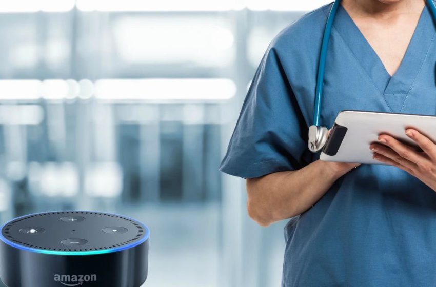 Amazon Launches Alexa's Health Services for Managing Health and Handling Patients Data