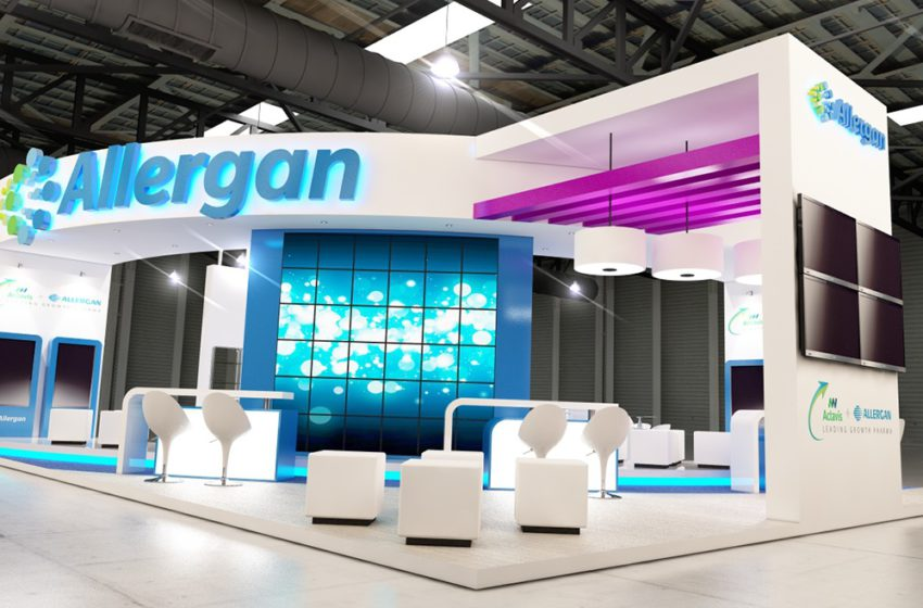 Allergan and Molecular Partners Report Result of Abicipar pegol in P-III MAPLE Study for Neovascular Macular Degeneration (nAMD)