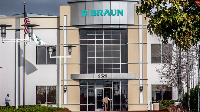 B. Braun Launches its Heparin Sodium Prefilled Syringe in the US