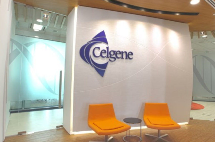 Celgene Reports Results of CC-486 in P-III QUAZAR AML-001 Study as Maintenance Therapy for Acute Myeloid Leukemia