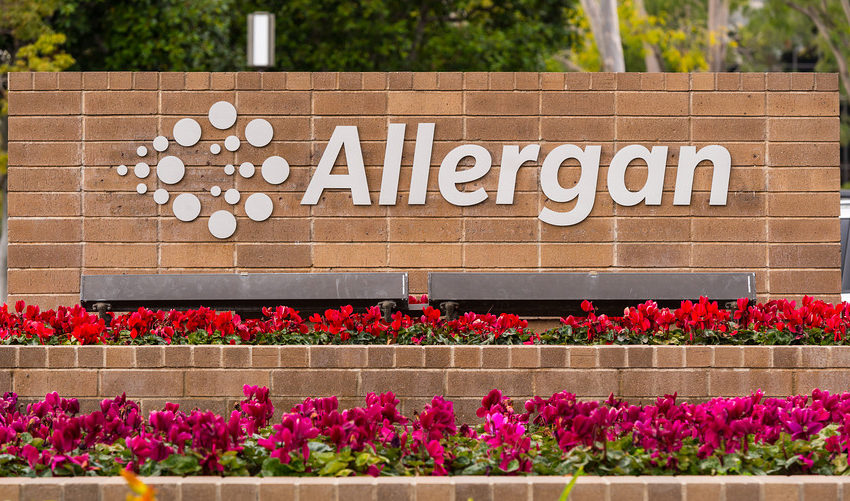 Allergan and Molecular Partners Report Acceptance of FDA's BLA and Validation of EMA's MAA for Abicipar Pegol