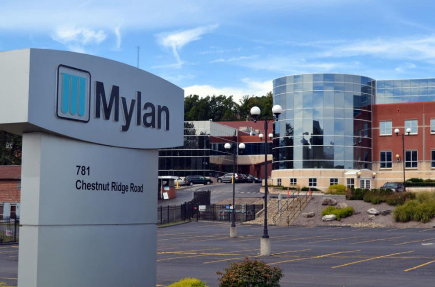 Pfizer's Upjohn Off-Patent Drug Business to Merge with Mylan to Form a New Pharmaceutical Company