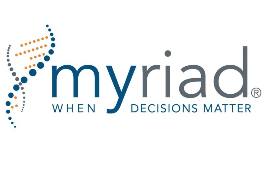 Myriad to File sPMA to the US FDA of BRACAnalysis CDx as a Companion Diagnostic for Lynparza (olaparib) to Treat Metastatic Castrate-Resistant Prostate Cancer in Men