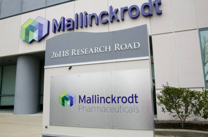 Mallinckrodt Reports Results of StrataGraft Regenerative Tissue in P-III STRATA2016 Study for Deep Partial-thickness Thermal Burns