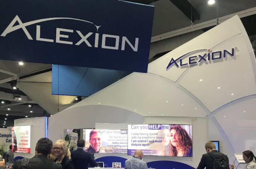 Alexion Enters into an Exclusive License Agreement with Eidos to Develop and Commercialize AG10 in Japan