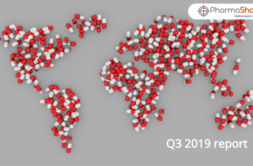 PharmaShots' Key Highlights of Third Quarter 2019