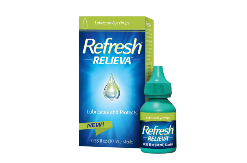 Allergan to Launch Three REFRESH RELIEVA Lubricant Eye Drops Expanding its REFRESH Portfolio
