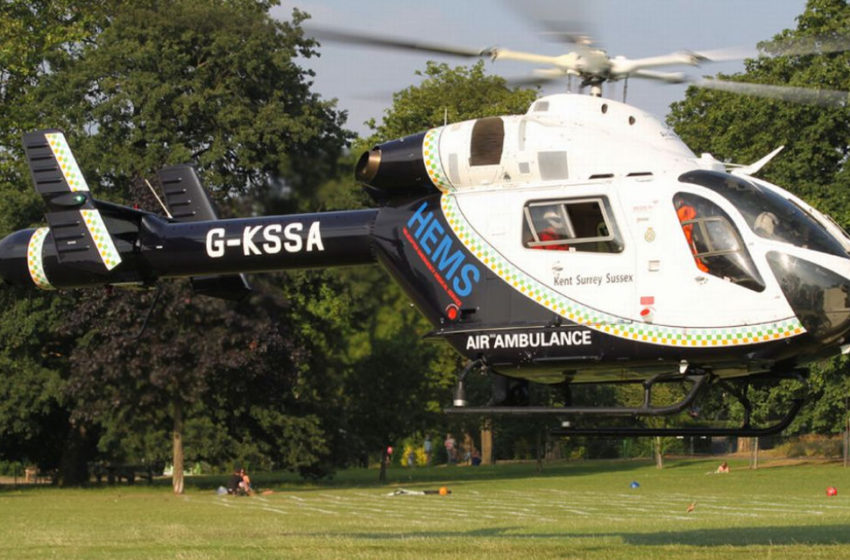 Philips Collaborates with Air Ambulance Kent Surrey Sussex to Provide Emergency Services in the UK