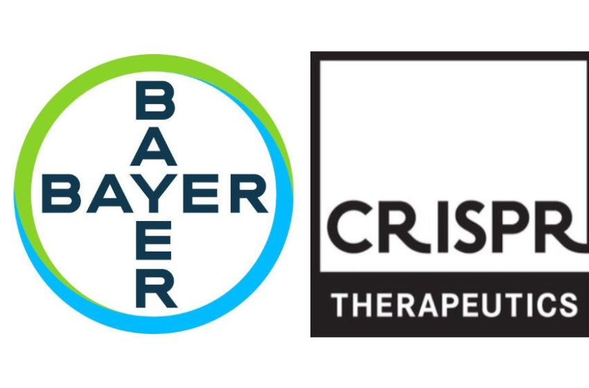 Bayer to Terminate its JV Agreement with CRISPR Therapeutics