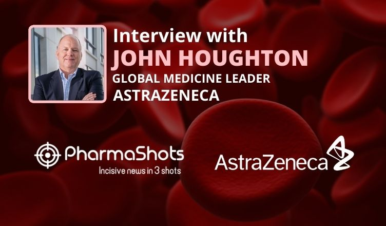 ViewPoints Interview: AstraZeneca's Global Medicine Leader John Houghton Shares Insights on Roxadustat in Treating Patients with Anemia Due to CKD at ASN 2019