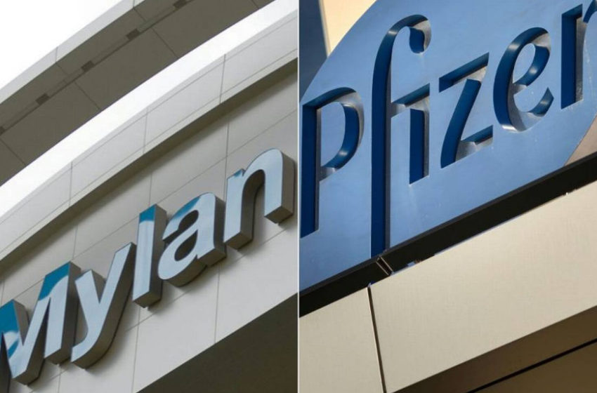 Mylan and Pfizer Names Viatris as the New Company for Mylan-Upjohn's Combination
