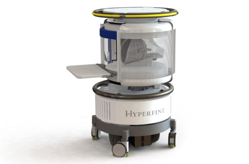 Hyperfine Research Receives the US FDA's 510(k) Clearance for its World's First Bedside MRI system