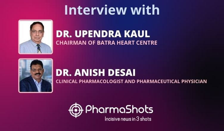 ViewPoints Interview: Views of Dr. Upendra Kaul and Dr. Anish Desai on DIA Medical Device Conference 2020