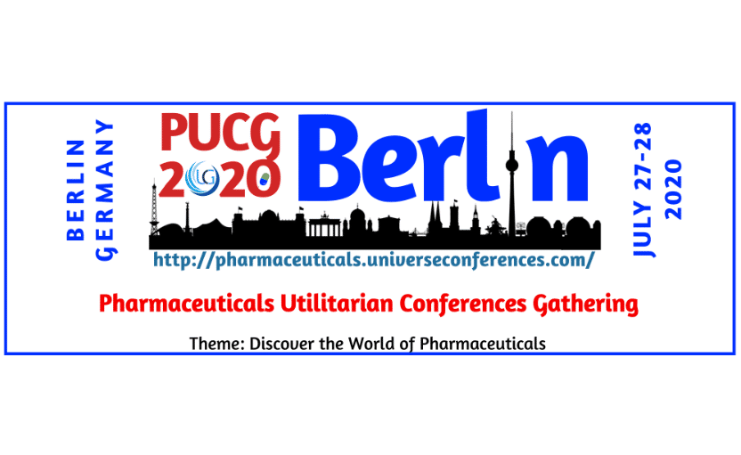 PUCG 2020 BERLIN Conference