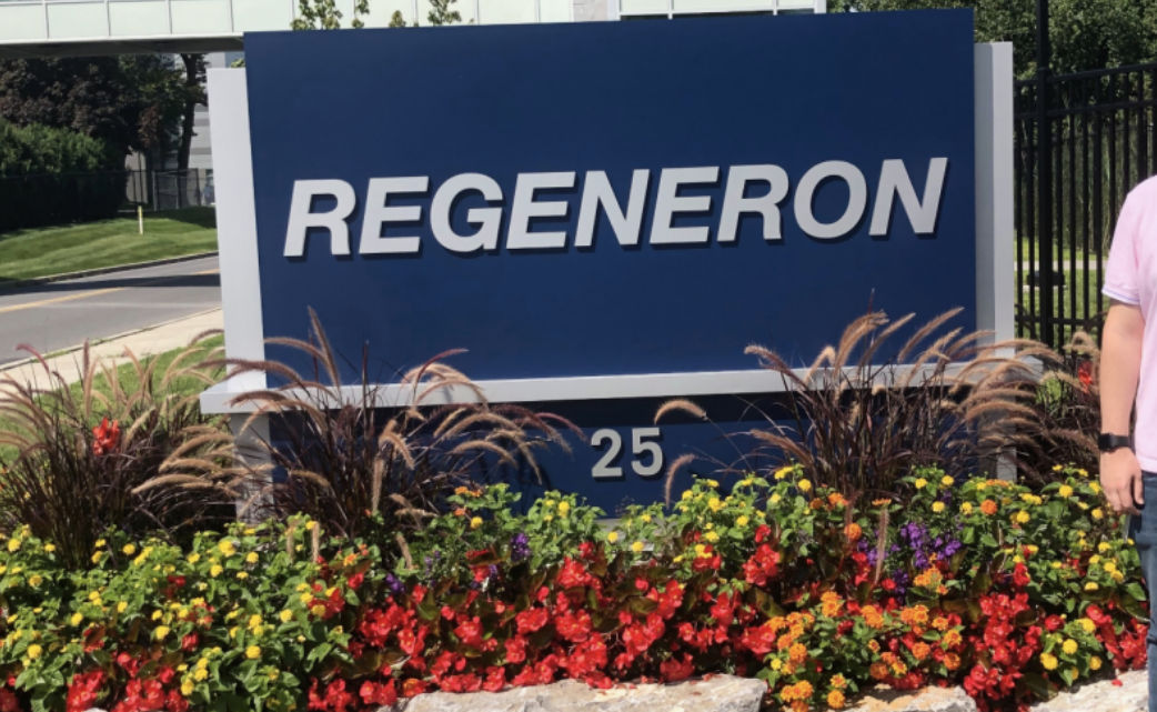 Regeneron Reports the US FDA's Acceptance of Priority Review for REGN-EB3's BLA to Treat Ebola