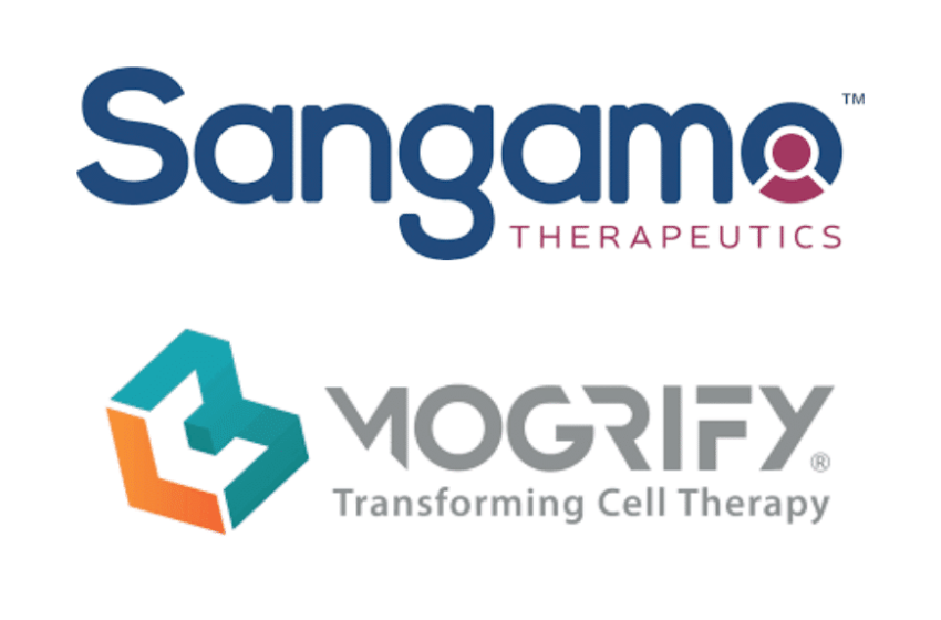 Sangamo Signs an Exclusive License Agreement with Mogrify for iPSC and ESC-Derived Regulatory T-Cells