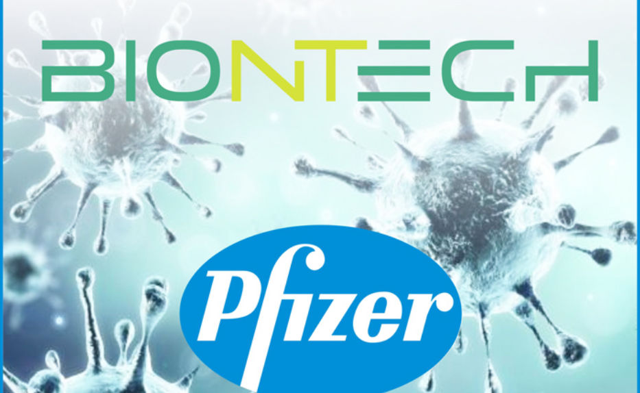 Pfizer And Biontech Reports First Patient Dosing In P I Ii Study With Bnt162 For Covid 19 In The Us Pharmashots