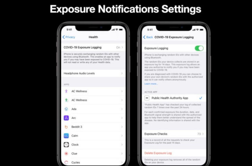 Apple and Google Launch COVID-19 Exposure Notification System to Support Health Agencies
