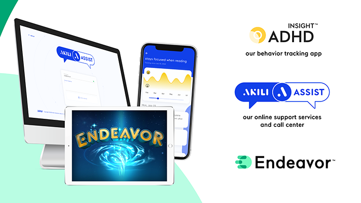 Akili's EndeavorRx Receives the US FDA's Approval as the First Game-Based Digital Therapeutic to Improve Attention Function in Children with ADHD