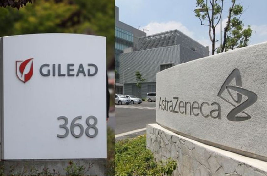 AstraZeneca in Talks with Gilead for a Megamerger