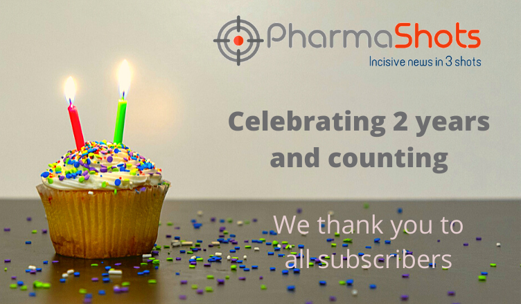 PharmaShots Celebrates Successful Accomplishment of Two Years