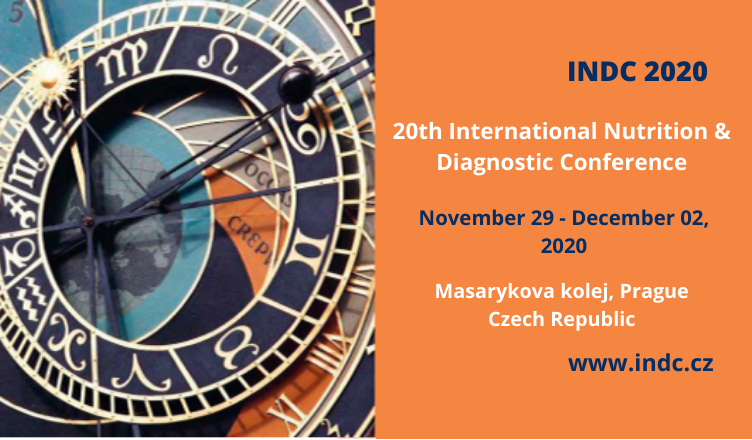 20th International Nutrition & Diagnostics Conference 2020