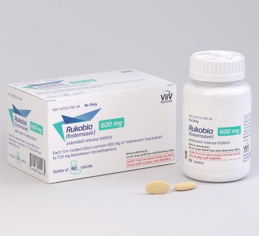 ViiV Healthcare's Rukobia (fostemsavir) Receives the US FDA's Approval for HIV in Patients with Limited Treatment Options
