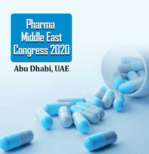 Middle East Pharma Congress Banner