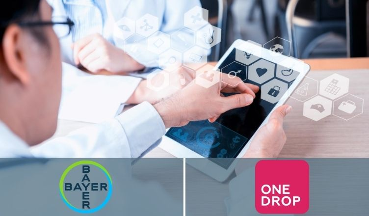 Bayer and One Drop Collaborate to Develop Digital Therapies Across Multiple Therapeutic Areas