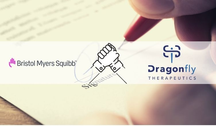BMS Signs an Exclusive Worldwide License Agreement with Dragonfly Therapeutics for DF6002