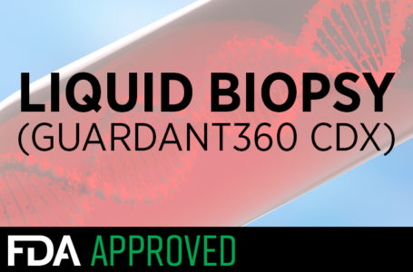 The US FDA Approves Guardant360 CDx as the First Liquid Biopsy NGS Assay to Identify EGFR Mutations in Non-Small Cell Lung Cancer