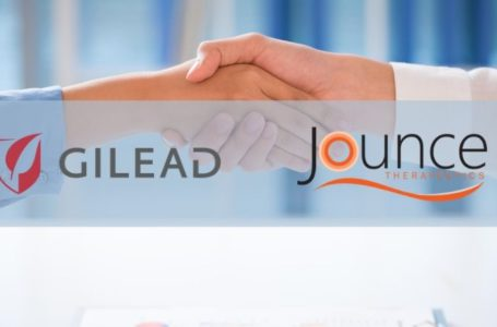 Gilead Signs an Exclusive License Agreement with Jounce for Cancer Immunotherapies