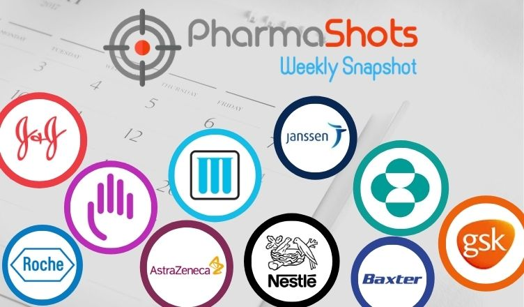 PharmaShots Weekly Snapshot (Aug 31 – Sept 04, 2020)