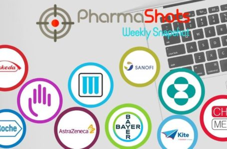 PharmaShots Weekly Snapshot (Sept 07 -11, 2020)