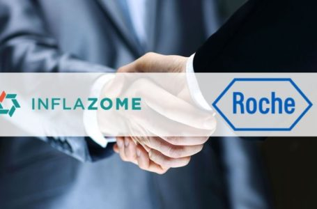 Roche Acquires Inflazome for ~$450M