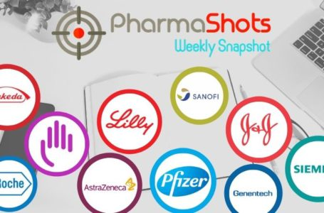PharmaShots Weekly Snapshot (Sept 21-25, 2020)