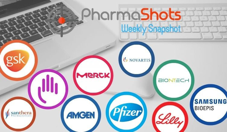 PharmaShots Weekly Snapshot (Oct 5-9, 2020)