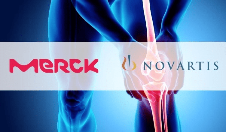 Merck Signs an Out-Licensing Agreement with Novartis for M6495 (Anti-ADAMTS5 Nanobody) for Osteoarthritis