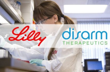 Eli Lily to Acquire Disarm Therapeutics for ~$1.36B