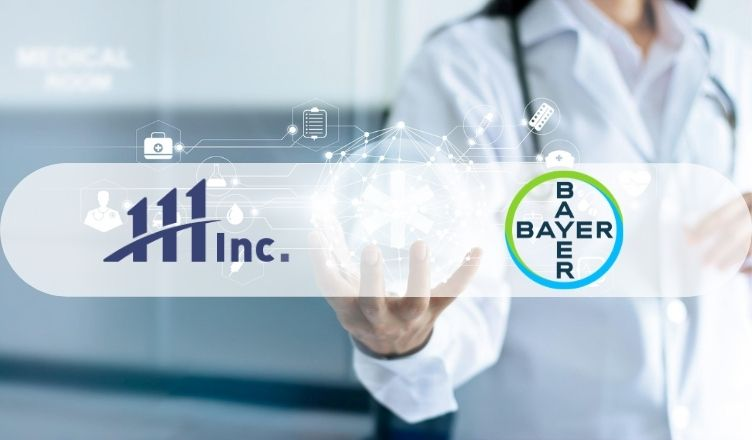 Bayer and 111 Collaborate to Explore the Vast Blue Ocean of Online Healthcare in China