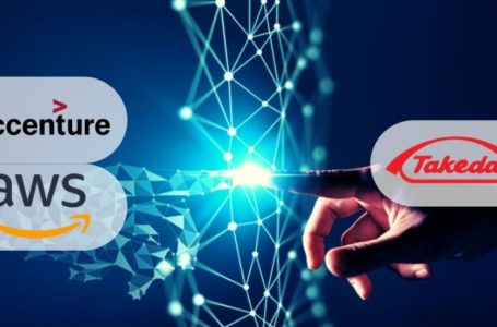Takeda Collaborates with Accenture and AWS to Transform into a Cloud-Based Company